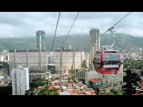"""Doppelmayr 8-MGD """"San Agustin"""" Caracas, Venezuela - Spanish (2008)"""