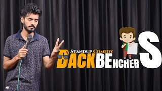 BACKBENCHERS & Sharma Ji Ke Londe || Stand Up Comedy || Aditya Mehta