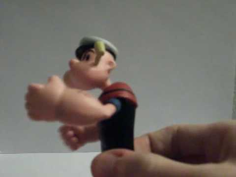 Popeye Figure Review