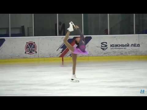 "Elizaveta Kulikova(2008), LP, 2019.10.10 Cup Of Sports School "" Sterkh """