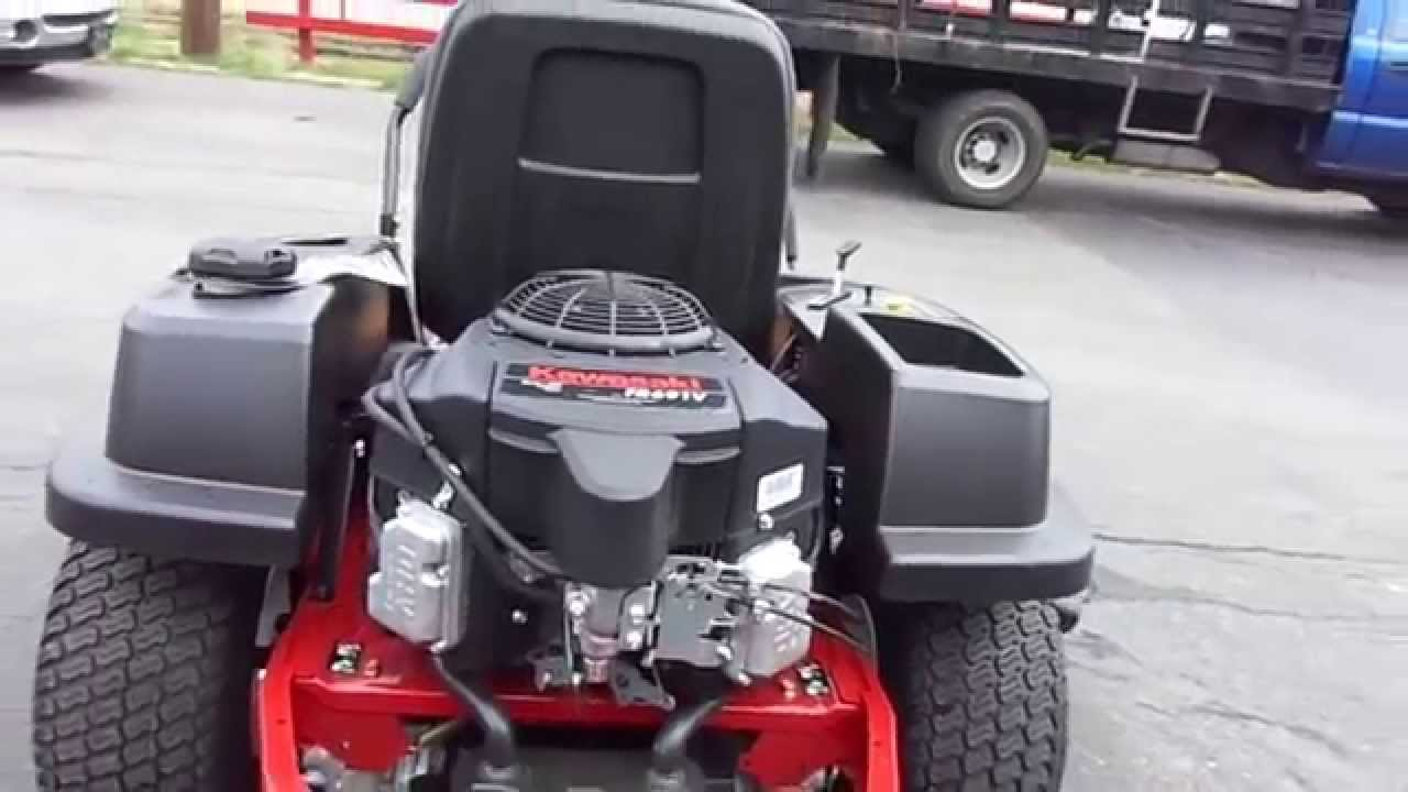 50 Quot Toro Timecutter Lawn Mower With 23 Hp Kawasaki Engine