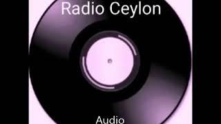 Radio Ceylon  101219  SadaBahar Gaane~1