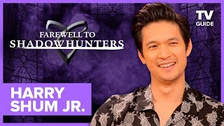 Farewell to Shadowhunters: Harry Shum Jr. Talks Malec Heartbreak