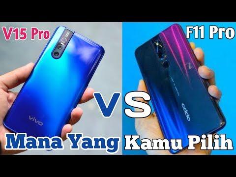 Review Vivo V15 Pro vs Oppo F11 Pro Perbandingan Spesifikasi