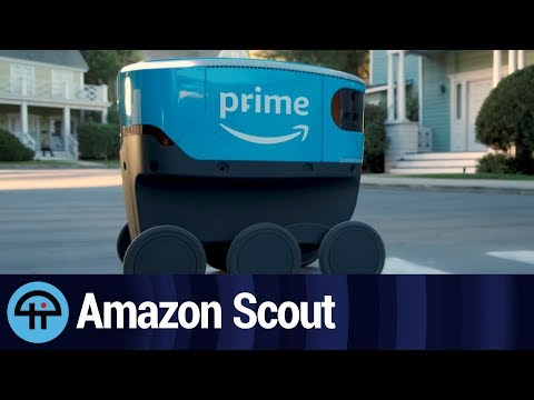 Amazon Scout Will Usher in the Age of Autonomous Delivery