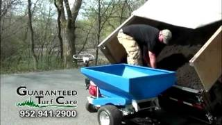 Lawn Care Services: Top Dressing