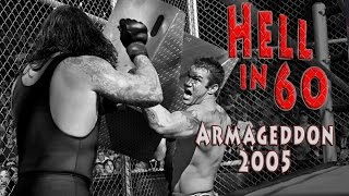 60 Seconds in Hell - The Undertaker vs. Randy Orton - Armageddon 2005