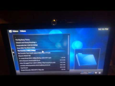XBMC on Ubuntu HTPC
