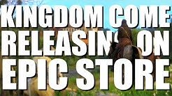 Kingdom Come Deliverance FREE On Epic Store + Warhorse Working On New Game | Kingdom Come News
