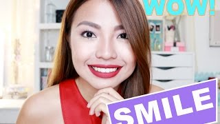 My TEETH Whitening Secret!!! (Mas MURA)