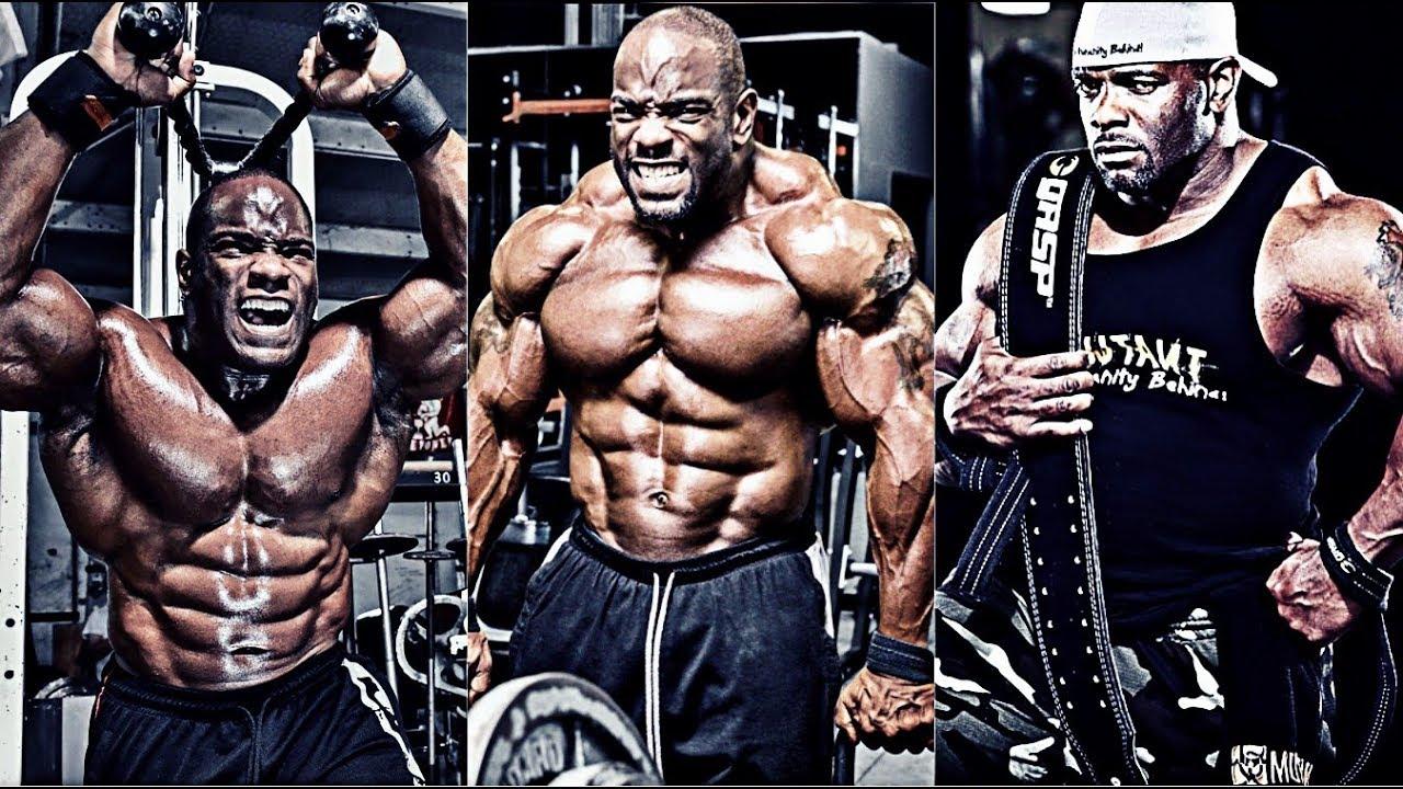 IFBB PRO BODYBUILDER Johnnie Otis Jackson Workout - YouTube
