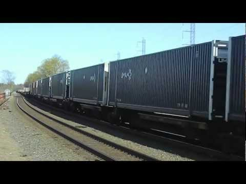 Lehigh Valley Line Bound Brook, NJ Freight Trains Only