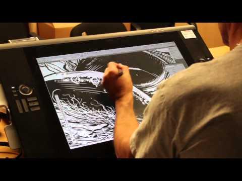 Making of Todd McFarlane's Assassin's Creed IV: Black Flag Poster