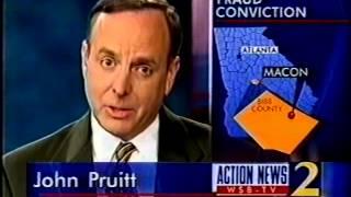 WSB-TV 11pm News,  April 16, 2004