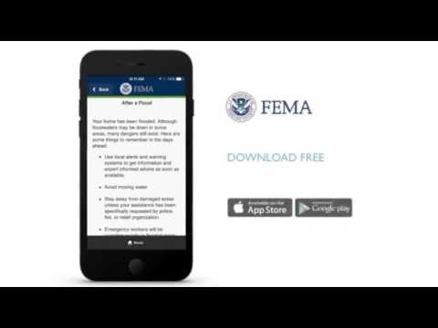 The FEMA App  Now With Alerts From The National Weather Service