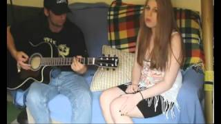 Clara and Konny from Change Over - Rolling in the Deep - Adele (Cover)