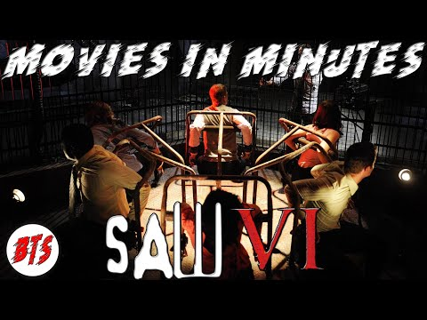 Saw VI (2009) in 14 Minutes | Movies In Minutes
