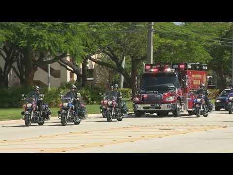 Deputy Dies During Crash In Broward County