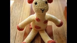 How To Read A Crochet Pattern #8 Amigurumi Giraffe
