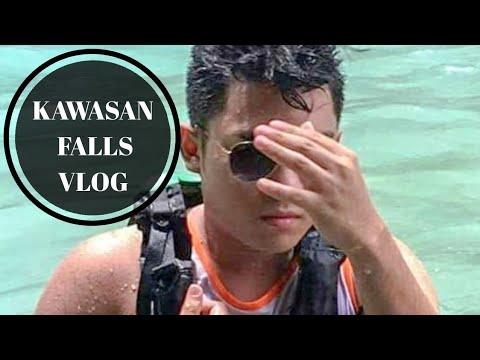 Vlog#1 KAWASAN FALLS, BADIAN CEBU TRIP💦