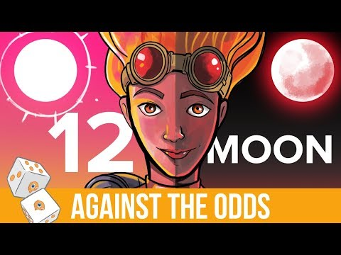 Against the Odds: 12 Moon Modern