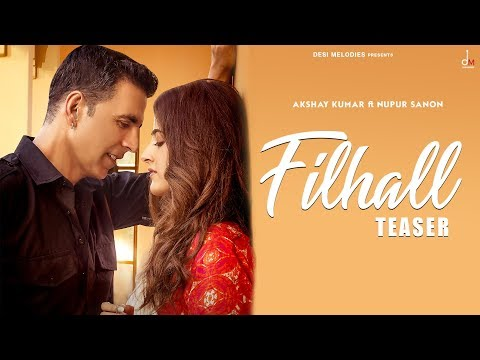 Filhall  Akshay Kumar Ft Nupur Sanon  B Praak  Jaani  Arvindr Khaira  Official Teaser