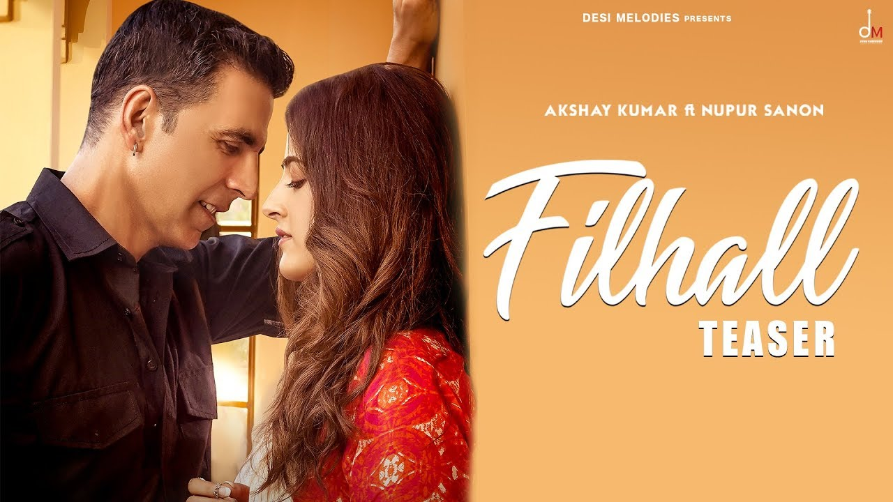 Latest Hindi Song Teaser Filhall Sung By B Praak