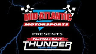 Mid-Atlantic MotorSports Presents Thursday Night Thunder Truck Series Practice #2 @New Hampshire