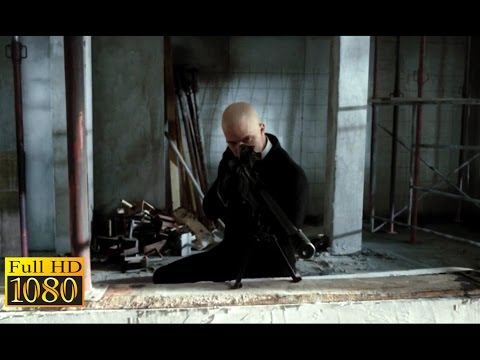 Hitman (2007) - Sniping Scene (1080p) FULL HD