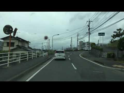北九州市小倉南区横代〜石田〜JR志井公園駅前 Drive