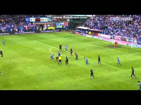 Rangers scoring 3 goals in opening 7 minutes V Kilmarnock