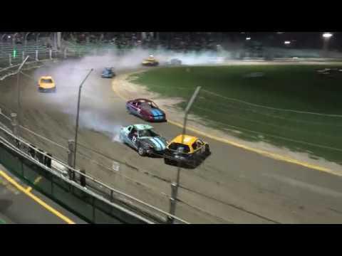 Derby Teams Race 4 : Hillbillys vs Shake n Bake :