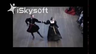 Tudor Dance at Hampton Court, from Arbeau