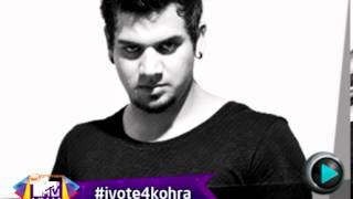 KOHRA Nominated for MTV (INDIA) Video & Music Awards 2013