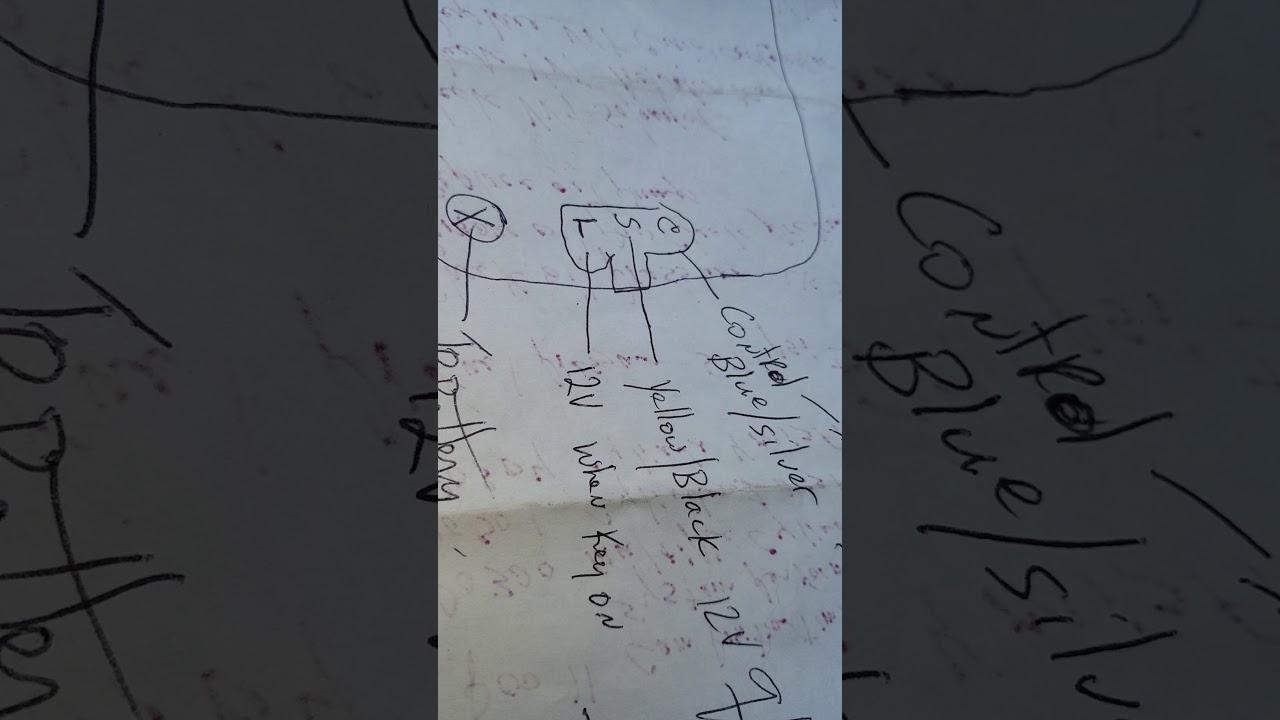 [SCHEMATICS_4US]  2009 Nissan Murano alternator plug pinout - YouTube | Alternator Wiring Diagram Nissan |  | YouTube