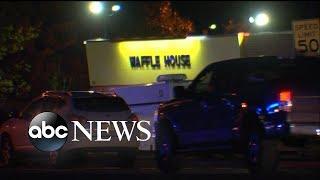 Gunman opens fire at Waffle House outside Nashville