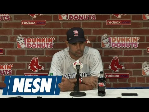 Alex Cora tells favorite Terry Francona stories and techniques