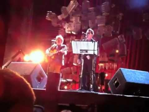 Bono and Damien Rice - Electric Burma Concert (Dublin, Ireland 6-18-2012)