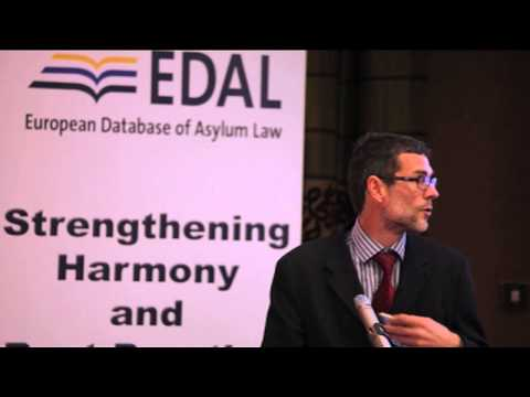 #EDAL14: Adriano Silvestri, Protection of fundamental rights at the borders of the EU