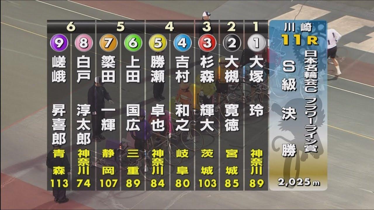 川崎競輪 映像