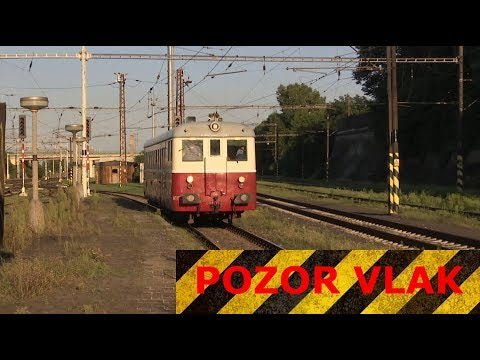 POZOR VLAK / THE TRAIN - 56. [FULL HD]
