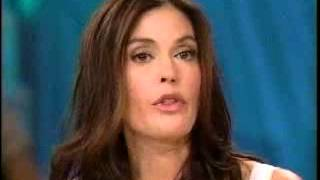 Teri Hatcher Oprah Winfrew Show 2006 Part 1