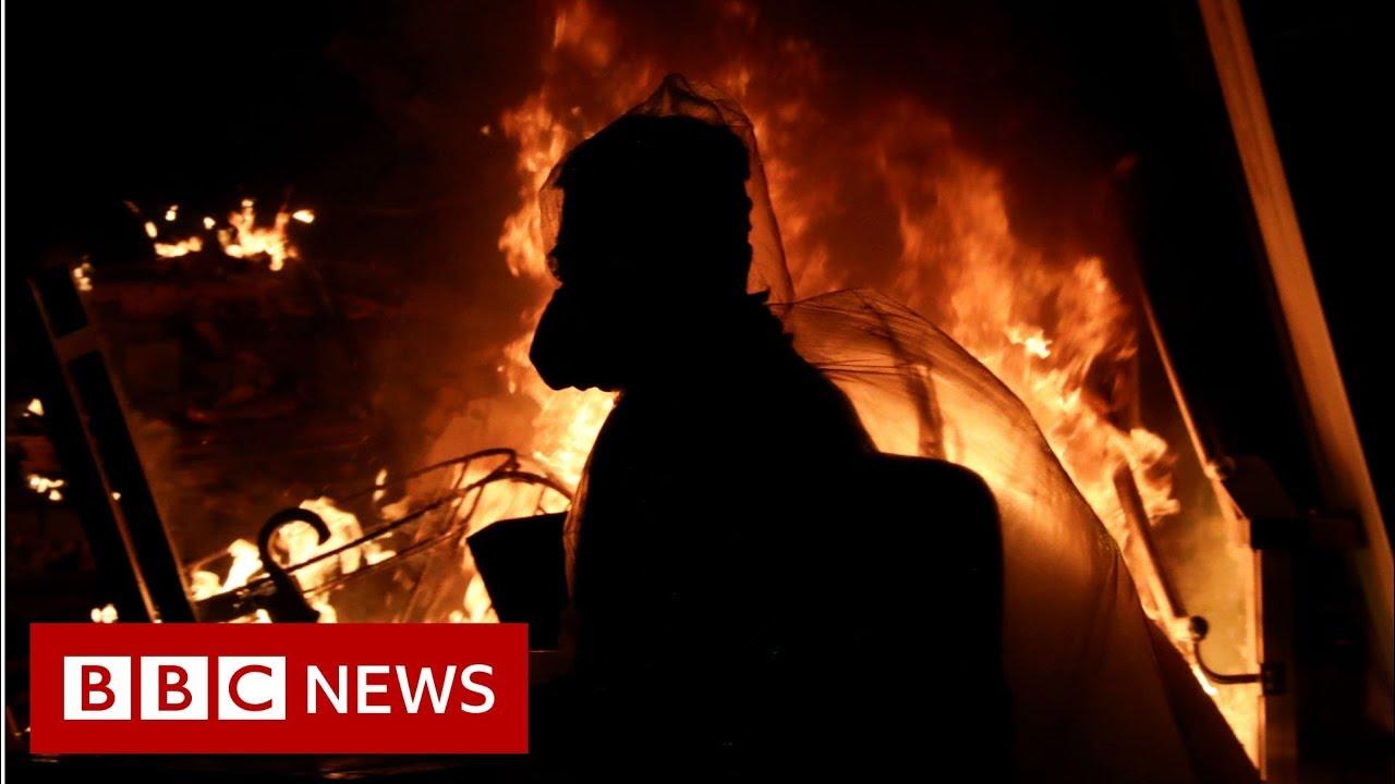 Hong Kong protests: A city's identity crisis - BBC News
