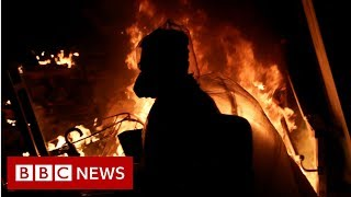 Hong Kong protests: A city's identity crisis - BBC News