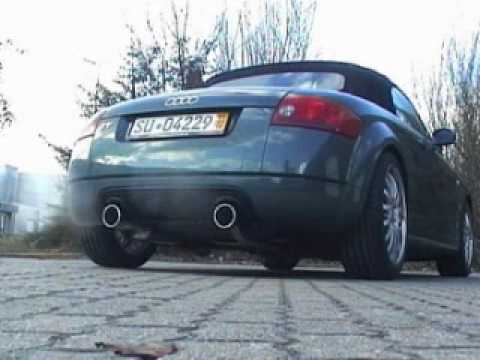 audi tt 8n nap duplex esd mit vsd attrappe youtube. Black Bedroom Furniture Sets. Home Design Ideas