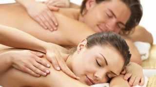 Как мужу и жене сделать массаж друг другу