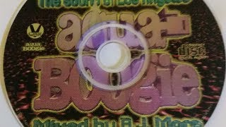 AJ Mora - The Sound Of Los Angeles 95 96 97