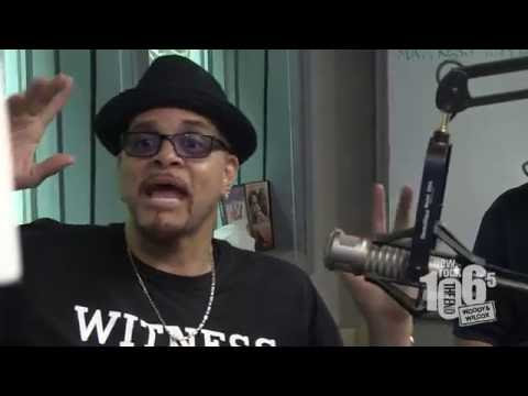 Sinbad Discusses Bill Cosby with Woody and Wilcox