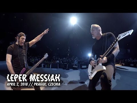 Metallica: Leper Messiah (MetOnTour - Prague, Czech Republic - 2018)