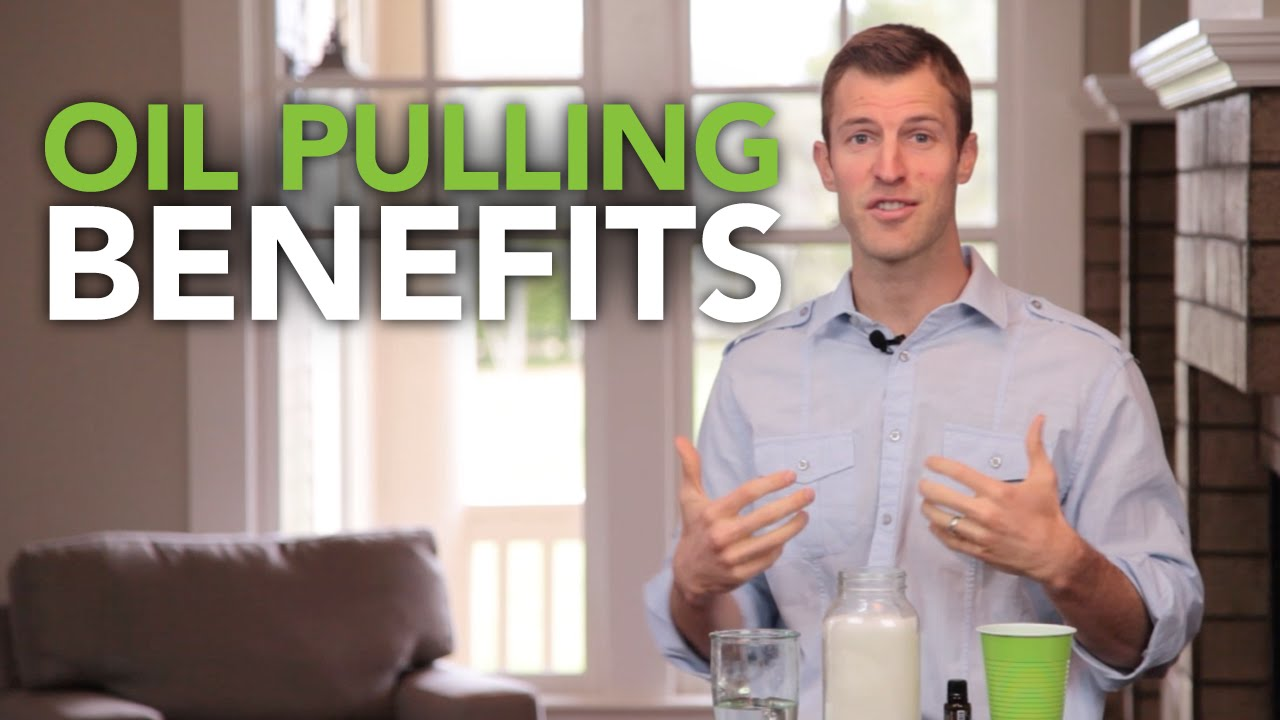 Coconut Oil Pulling Benefits And How To Do Oil Pulling Youtube
